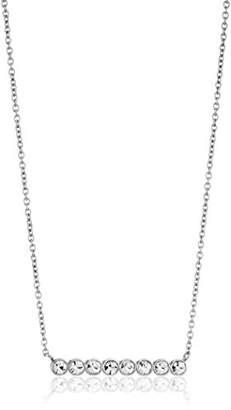 Fossil Vintage Glitz Horizontal Line Pendant Necklace