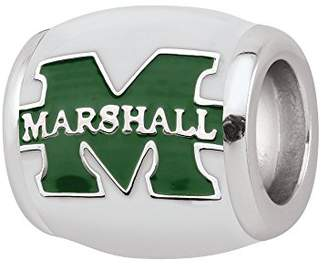 Persona Sterling Silver Marshall University Beads and Charms