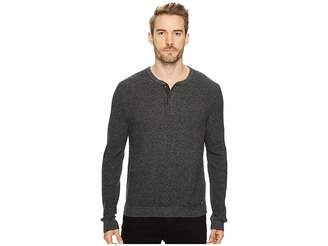 Lucky Brand Stitch Henley Sweater Men's Sweater
