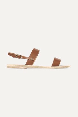 Ancient Greek Sandals Clio Leather Sandals - Brown