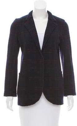 Harris Wharf London Virgin Wool-Blend Jacket