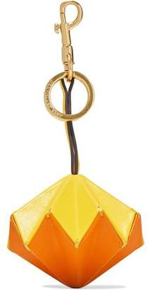 Anya Hindmarch Woman Pi Trigger Leather Keychain Red Size Anya Hindmarch