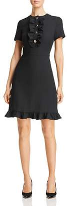 Tory Burch Ruffle Front Dress