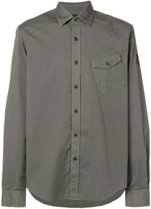 Belstaff chest pocket shirt