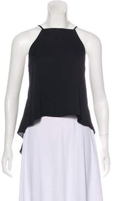 Milly Silk Sleeveless Top w/ Tags