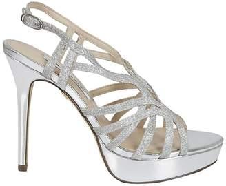 Nina Solina Glitter Sandals