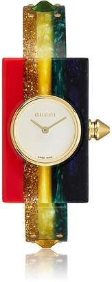 Gucci Women's Plexiglas® Watch