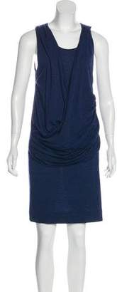 Burberry Sleeveless Knee-Length Dress w/ Tags