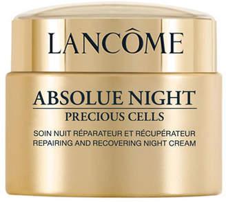 Lancôme Absolue Night Precious Cells Repairing and Recovering Night Cream, 1.7 oz
