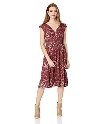 Roxy Junior's Retro Poetic Dress, XL