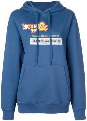 Marc Jacobs Scratch & Win hoodie