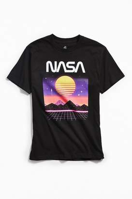 Urban Outfitters NASA Electro Landscape Tee