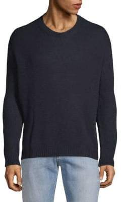 Valentino Long-Sleeve Cashmere Pullover