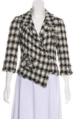 Chanel Coco Tweed Jacket
