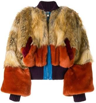 Dolce & Gabbana oversized bomber jacket