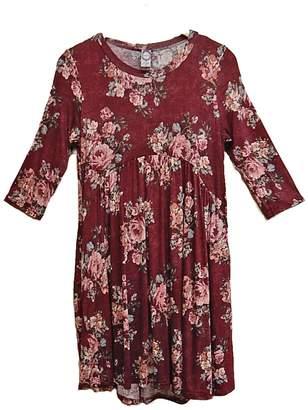 15f4b2b7423 Burgundy Tunic Tops Women - ShopStyle UK