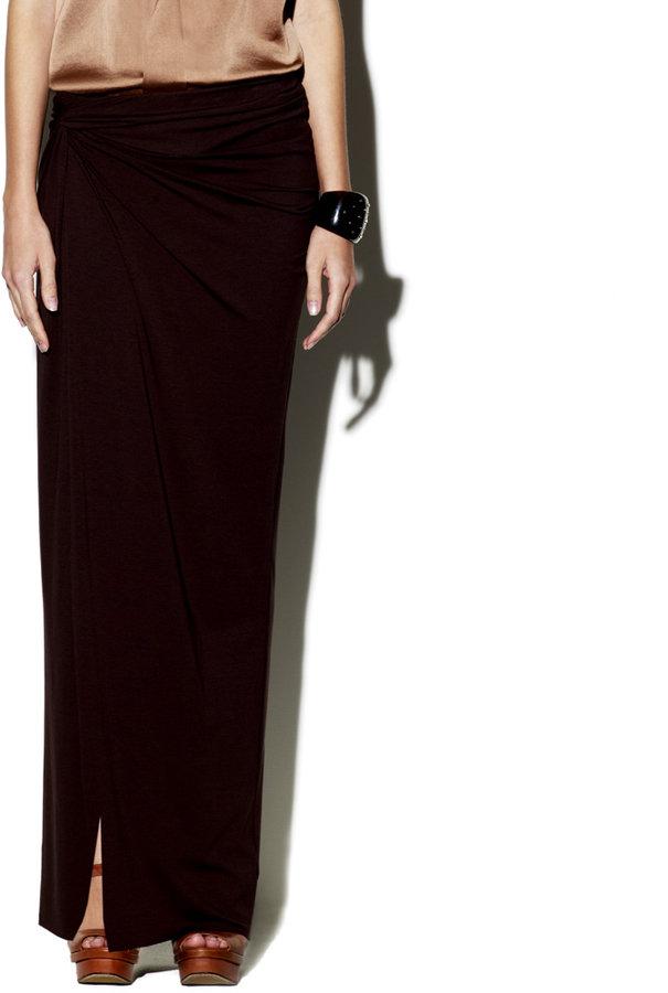 Sarong  Maxi  Skirt