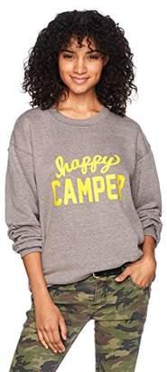 Sub Urban Riot Sub_Urban RIOT Women's Happy Camper Willow Sweatshirt