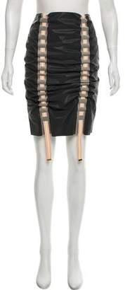 Martina Spetlova Knee-Length Pencil Skirt w/ Tags