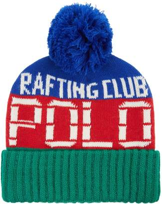 Polo Ralph Lauren Knitted Rafting Club Hat