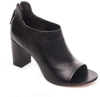 Bernardo Heather Peep Toe Bootie (Women)