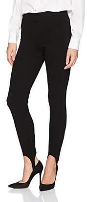 NYDJ Women's Pull On Ponte Knit Leggings with Stirrups