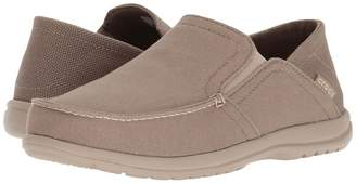 Crocs Santa Cruz Convertible Slip-On Men's Slip on Shoes
