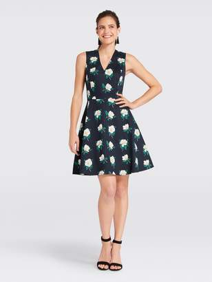 Draper James Magnolia Love Circle Dress
