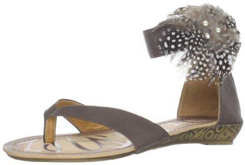 Liliana Women's Limoux-1 Thong Sandal