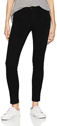 Sisley Women's Trouser, (Black 100), 8 (Size: 34)