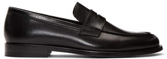 Paul Smith Black Wolf Loafers