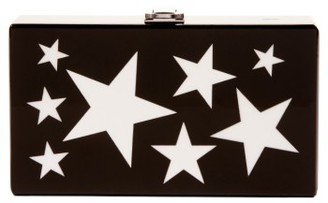 Nordstrom Etoile Acrylic Box Clutch - Black $99 thestylecure.com