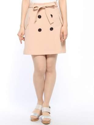 CECIL McBEE (セシル マクビー) - CECIL McBEE トレンチミニスカート セシル マクビー スカート