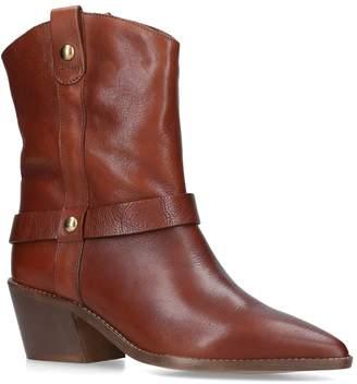 Carvela Sane Western Boots