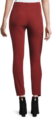 Theory Navalane Becker Skinny Pants $265 thestylecure.com