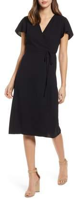 Leith Wrap Dress