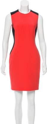 Jason Wu Colorblock Sleeveless Dress