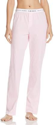 Lauren Ralph Lauren Rib Essentials Pajama Pants