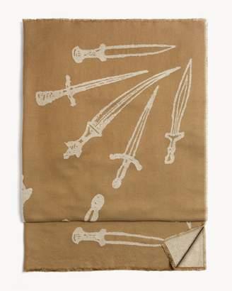 Rag & Bone Oversize dagger scarf