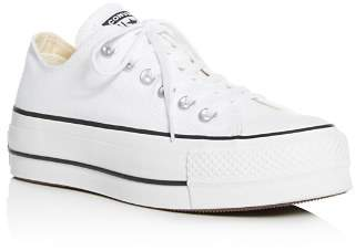Converse Chuck Taylor All Star Lace-Up Platform Sneakers
