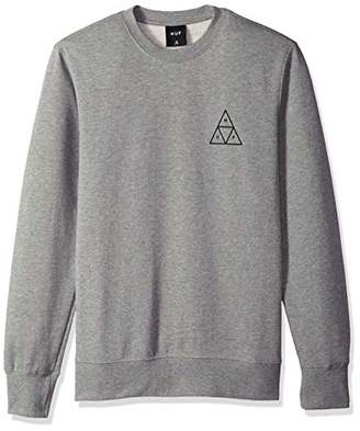 HUF Men's Essentials TT Crew