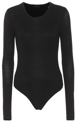ATM Anthony Thomas Melillo Long-sleeved bodysuit