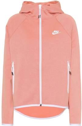 Nike Cotton blend track jacket