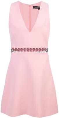 Barbara Bui chain waist mini dress
