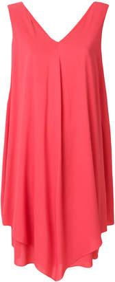Fabiana Filippi layered hem dress