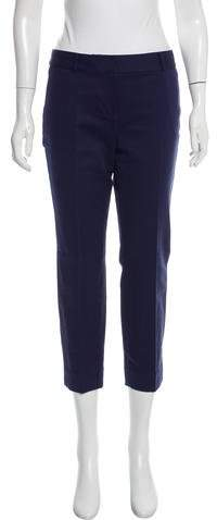 Kate Spade New York Davis Capri Mid-Rise Straight-Leg Pants w/ Tags