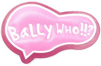 Bally Who!!? sticker