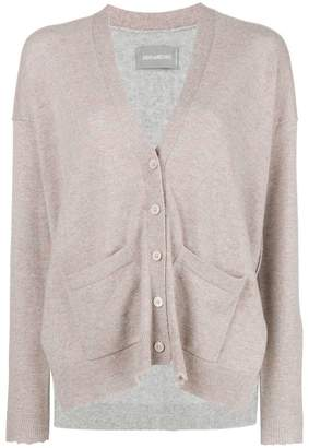 Zadig & Voltaire Zadig&Voltaire cashmere two-tone cardigan