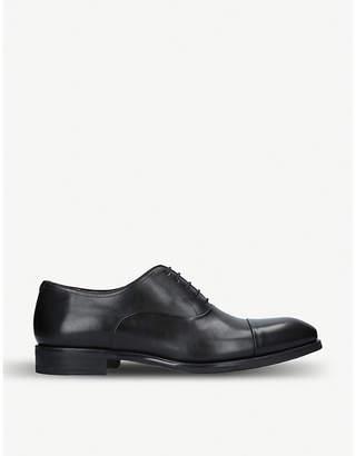 Magnanni Flex leather oxford shoes