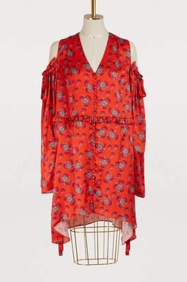 Magda Butrym Trento short dress